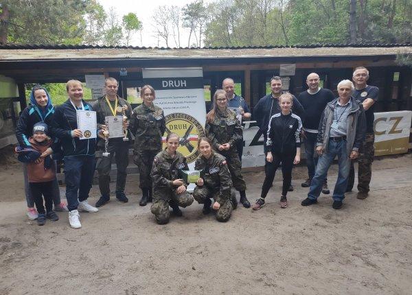 Relacja z zawodów o Puchar Rotmistrza Witolda Pileckiego