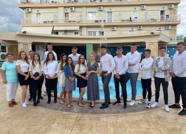 Witaj Hellado! Nasi uczniowie na praktykach w Grecji